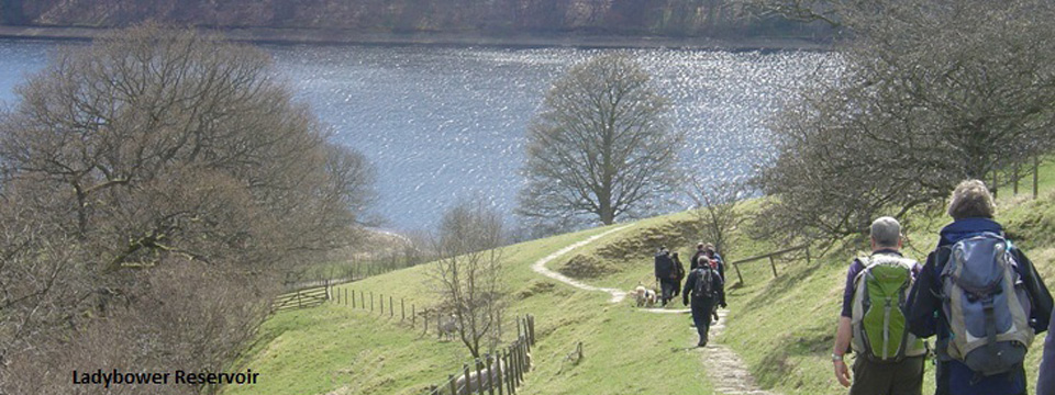 Coach trip - Ladybower Reservoir